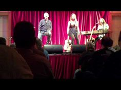 Danny Bowes of Thunder and daughter Lucy Bowes singing Make you feel my love - YouTube