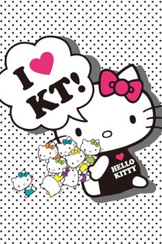 Hello Kitty Wallpapers for phone