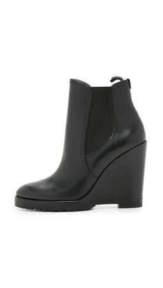 MICHAEL Michael Kors Thea Wedge Booties