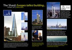 Shard: Europes tallest building
