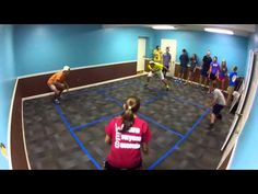 4 Square Rules - YouTube