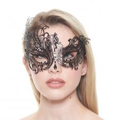 Exotic Soaring Phoenix Laser Cut Masquerade Mask -Made with eco-friendly metal material. -Laser Cut -Beautiful Rhinestones design.  -One size fits most. -Perfect for masquerade balls, weddings, proms, parties, dances, music festivals, raves, Mardi Gras, etc. BF001 Jewelry Bracelets