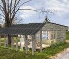 Middlebury's InSite Solar-Powered Home is Made From Materials Sourced Within 10 Miles