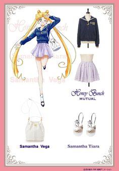 The Sailor Moon x Isetan Line Continues To Be A Senshi Sailor Dream