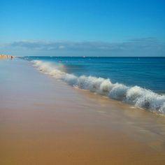 Morro Jable playa