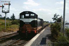 121 class at Glounthaune London Underground Tube, Ireland Travel, Locomotive, Cork, Trains, Transportation, Irish, Memories, Memoirs