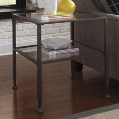 Found it at Wayfair - Tivion End Table