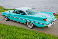 1960 Chrysler Saratoga Maintenance/restoration of old