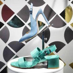 Color Revolution for SS 2017!!! Blue & Green 💙💚💙💚💙💚💙💚 💙Valetti Stiletto in Blue Patent Leather 💚Spazio Sandals in Green Nappa Leather  The most delightful way to start the weekend!  #CherryHeel #Luxury #Shoe #Boutique #shoes #heels #blue #stiletto #green #sandals #style #glam #glamour #fashion #instafashion #instastyle #instashoes #ootd #fashionblogger #барселона #шоппинг #обувь #босоножки #итальянскиебренды #сандали #стиль #блогер