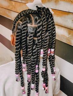 Cute Toddler Hairstyles, Cute Little Girl Hairstyles, Black Kids Hairstyles, Little Girl Braids, Baby Girl Hairstyles, Natural Hairstyles For Kids, Kids Braided Hairstyles, Braids For Kids, Girls Braids