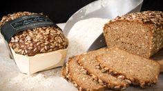Brot Couture: Das kleine Schwarze.