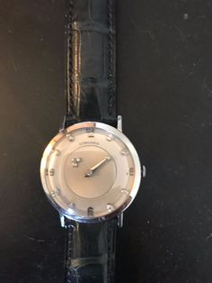 Vintage Longines Mens Mystery Dial 14k white gold with diamond dial | Jewelry & Watches, Watches, Parts & Accessories, Wristwatches | eBay!..