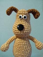 crochetville to get this free pattern! I Love wallace and gromit! More