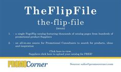 What is TheFlipFile?