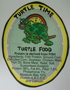 Aquatic Turtle Food Growth 15 Pounds Bulk Bag FREE SHIPPING!