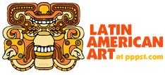 Latin American Art - FREE Presentations in PowerPoint format, Free Interactives and Games