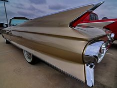 1961 Cadillac Maintenance/restoration of old/vintage vehicles: the material for new cogs/casters/gears/pads could be cast polyamide which I (Cast polyamide) can produce. My contact: tatjana.alic@windowslive.com