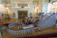 Disney World Resort History | DIsney's Boardwalk Inn Lobby Memorabilia | If you're planning a stay here or even just visiting the lobby, you'll definitely want to read this to appreciate what you'll find there!