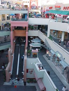 Chula Vista Shopping Center. COOLEST mall I have ever seen.  Spent a lot of time spending my Navy pay, here.  COOL