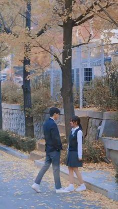 Korean Song Lyrics, Korean Drama Songs, Korean Drama Funny, Korean Drama List, Park Hyungsik Cute, Trailer Film, Song Kang Ho, Girl Drama, Instagram Cartoon