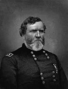 George Henry Thomas was a career U.S. Army Officer and Union General during the American Civil War.
