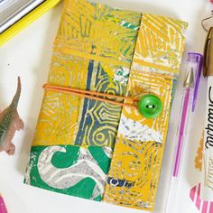 Tropical colours style #notebook #journal #book #cute #gift #muji #paperchase #sketch #draw #etsyseller #handmade #unique #etsyshop #yezarck #arts #creativemuslimwomen #handcut #papercraft #scrapbooking #artjournal #etsyfind #handmadewithlove #craftsposure #ooak #maker #crafts #craftbuzz #colour #businessuk #craftyspark