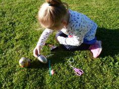 Hry pre najmenších - hľadáme magnetické predmety