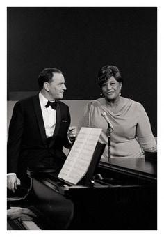 Ella Fitzgerald Frank Sinatra