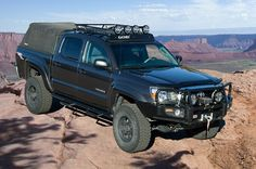 tacoma roof rack - Google Search