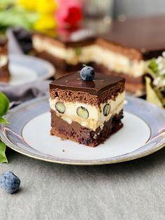 Prăjitura Filip, un desert spectaculos cu 5 straturi delicioase Romanian Desserts, Just Cakes, Nutella, Tiramisu, Sweet Treats, Ice Cream, Pudding, Ethnic Recipes, Food