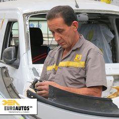La experiencia de cada uno de nuestros profesionales te pueden dar la seguridad de un servicio excelente, con la calidad #Renault para tu confianza y comodidad al viajar. #Euroautos #Renault #Concesionario #Profesionales
