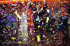 confetti!  @Christina Lee....just maybe we will do something like that!:)
