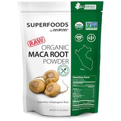 Raw Organic Maca Root Powder Ounces Powder) by Superfoods by MRM at the Vitamin Shoppe Freezing Lemons, Maca Root Powder, Non Organic, Stop Eating, Smoothie Bowl, Chocolate Peanut Butter, Superfoods, Fitness Diet, Health Tips