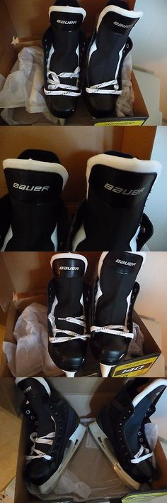 Ice Hockey-Youth 26342: New Bauer Supreme 140 Junior Ice Hockey Skates 5 Jr -> BUY IT NOW ONLY: $50 on eBay!