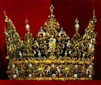 The Iron Crown of Lombardy. Denmark. Great website. Crowns from all over the world
