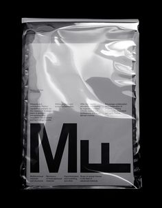 Semiotik Design Agency (SDA) / Center for Research and Development of Advanced Materials / Printed Matter / 2017 Packaging Design Inspiration, Graphic Design Inspiration, Design Agency, Branding Design, Design Packaging, Plastic Bag Design, Clothing Packaging, Types Of Packaging, Photoshop