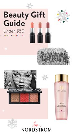 be378913f0f31 Beautify holiday gifting with these great gifts under  50. Limited-edition  sets from brands
