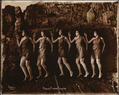 Marion Morgan's Dancers, ca. 1920