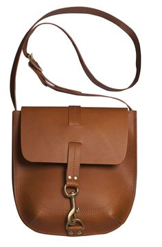 Burton Bag in Tan