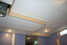 basement+ceiling+options+photos | Basement Ceiling Ideas, Basement ceiling is not the first thing that ...
