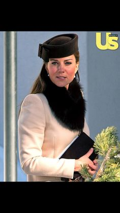 Princess Kate Winter Fashion