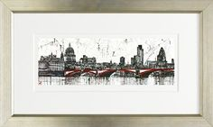 The Big Smoke by Paul Kenton Available from Westover Gallery  £250