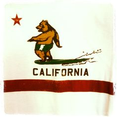 Couldn't be more proud to be #californian today! Equality and love for all! Get this awesome #california #graphic at #pangaeaoutpost in #pacificbeach! #californiabear #tshirt #surf #hangloose #dragonflycali