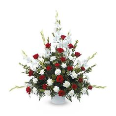 Tradition and Splendor is just one of the many funeral floral arrangements available on Frazer Consultants' Tribute Store, an online flower store available on all Frazer-powered funeral home websites.