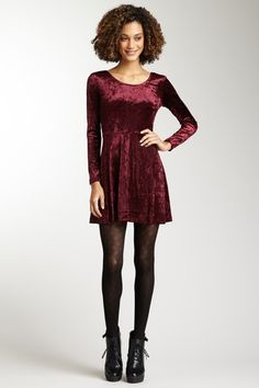 I used to have a brown dress just like this in the 90's!