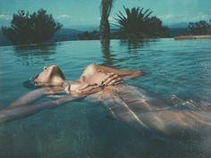 Saint Tropez, 1975, Helmut Newton