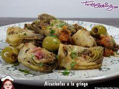 Alcachofas Griega                                                                                                                                                                                 Más