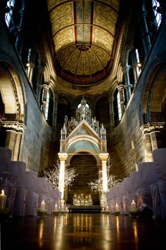 Going to a wedding here next year, cannot wait: Mansfield Traquair, Edinburgh