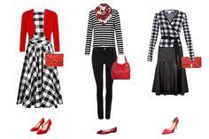 How to wear monochrome