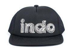 $10 Indosole - Indo Trucker Hat,  Bay Area based fair trade shoes